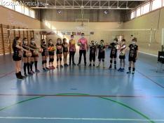 Reportaje Voleibol   Los alevines del Sporting ante la cita del año en Valladolid