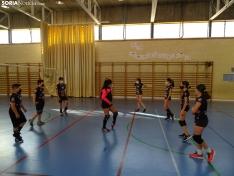 Foto 4 - Reportaje Voleibol   Los alevines del Sporting ante la cita del año en Valladolid