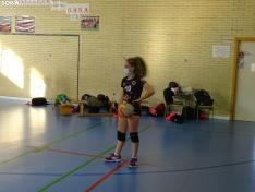 Foto 5 - Reportaje Voleibol   Los alevines del Sporting ante la cita del año en Valladolid