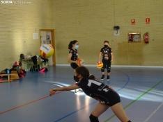 Foto 3 - Reportaje Voleibol   Los alevines del Sporting ante la cita del año en Valladolid