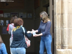 Opositores a profesor de inglés en la Secundaria de Castilla y León. SN
