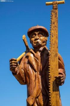 Foto 5 - Abel de Vicente, un auténtico maestro de la madera