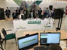 Foto 3 - Caja Rural de Soria cierra 2020 con un resultado de 9,5 millones de euros