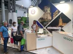 Soria, presente en B-Travel.