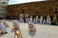 Foto 3 - Galería de imágenes: Ágreda abre la pequeña 'Puerta del Perdón' de la Virgen de los Milagros