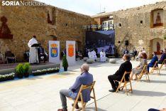 Foto 6 - Galería de imágenes: Ágreda abre la pequeña 'Puerta del Perdón' de la Virgen de los Milagros