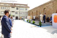 Foto 5 - Galería de imágenes: Ágreda abre la pequeña 'Puerta del Perdón' de la Virgen de los Milagros