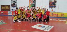 BM Soria asciende a la División de Plata del balonmano español