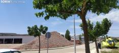 Foto 4 - Los dos accidentados en El Burgo, trasladados a Burgos y Aranda de Duero