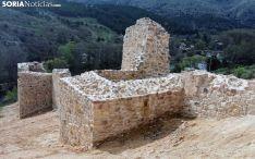 Todo un descubrimiento: un paseo por el perímetro de la muralla de Soria