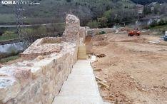 Foto 5 - Todo un descubrimiento: un paseo por el perímetro de la muralla de Soria