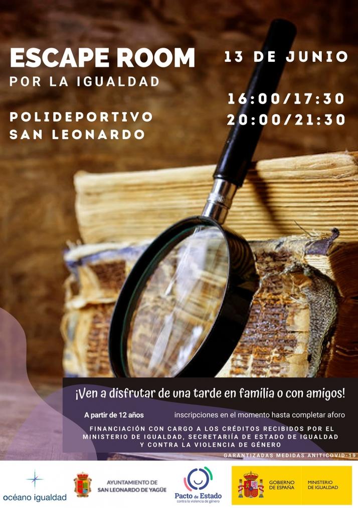 Foto 2 - San Leonardo se vuelca contra la violencia de género con actividades para los más jóvenes