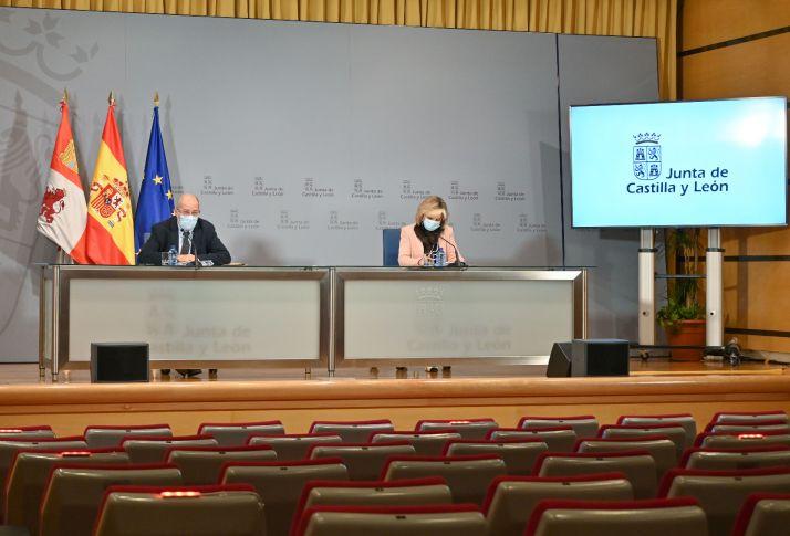 Foto 1 - Castilla y León baja todas sus provincias a nivel 2 de alerta Covid
