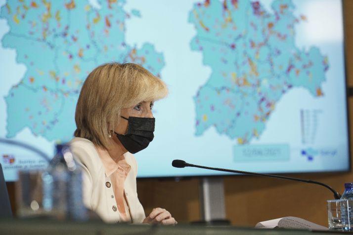 La mascarilla y el resto de cosas que la consejera de Castilla y León considera que la pandemia ha traído para quedarse