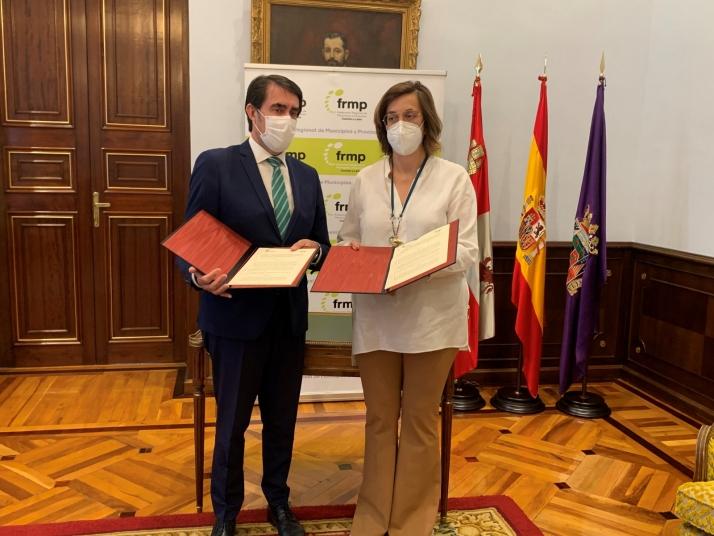 Foto 1 - Firmado un nuevo protocolo en busca de la mejora ambiental en Castilla y León