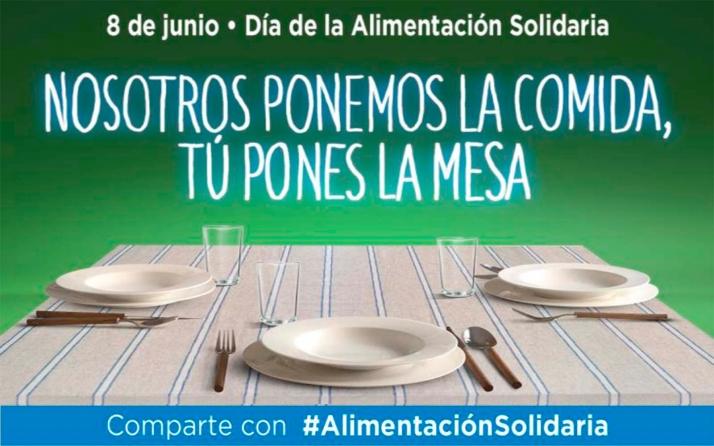 Foto 1 - Este jueves se celebra el Día de la Alimentación Solidaria