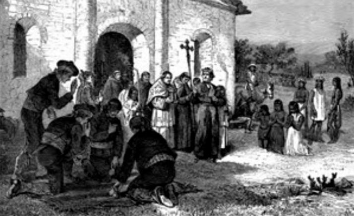 Foto 1 - Un documento inédito relaciona a Sor María de Jesús con Nuevo México