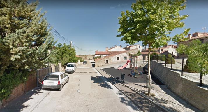Calle Real de Golmayo.