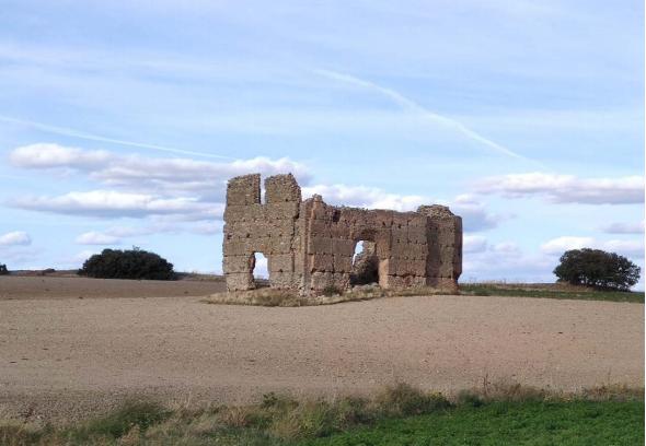 Foto 2 - Dos Monumentos de Castilla y León entran en la Lista Roja del Patrimonio