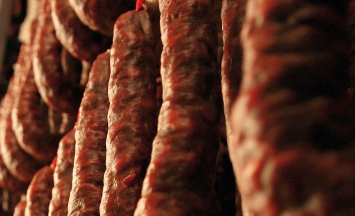 Foto 1 - Avanza la Marca de Garantía Chorizo de Soria