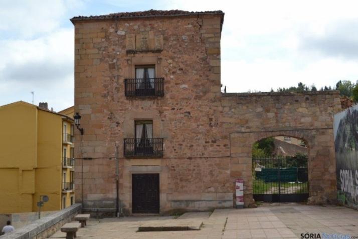 Casa Fuerte de los Beteta en una imagen de archivo.