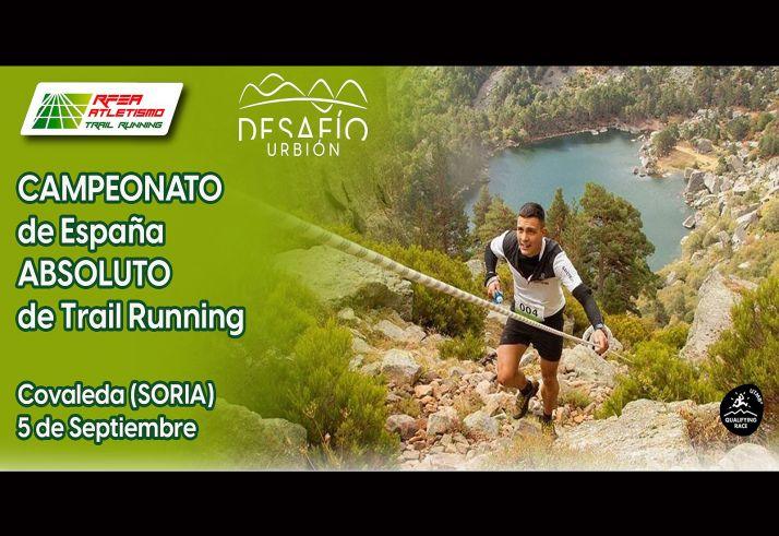 Foto 1 - Desafío Urbión acogerá el Campeonato de España de Mountain Trail Running RFEA