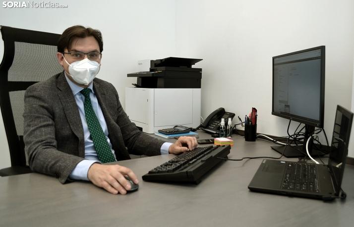 Eduardo López, director ejecutivo del Hospital Latorre. /SN