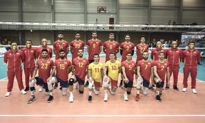 Foto 1 - Concluye la Golden League para el equipo español de voleibol