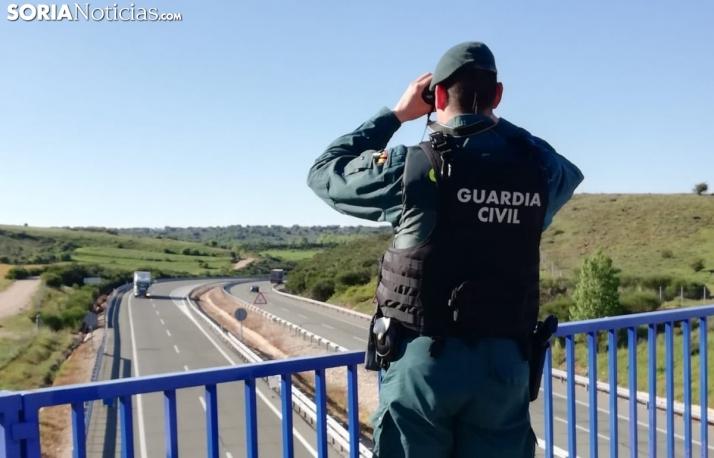 Foto 1 - El aumento de accidentes por consumo de drogas y alcohol en Castilla y León provoca que tráfico intensifique los controles