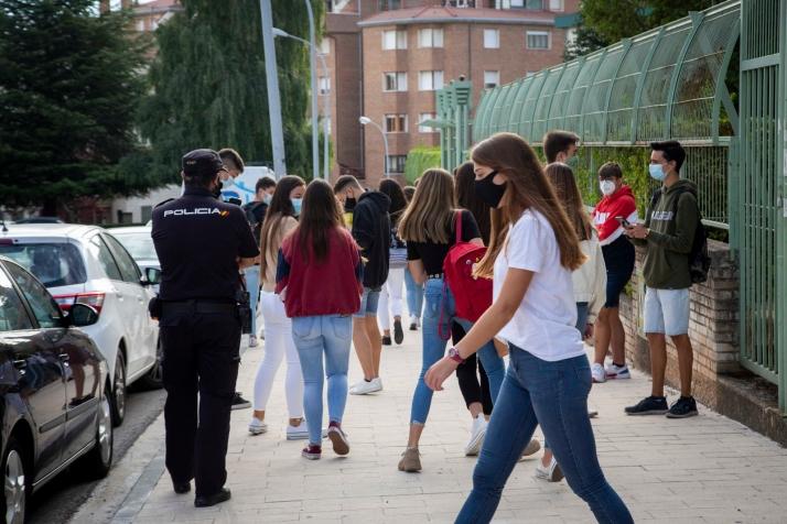Foto 1 - Investigan como la pandemia ha afectado a los menores y las familias de Castilla y León