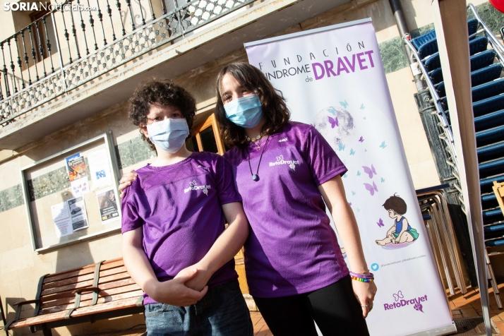 GALERÍA: Ólvega aúna fuerzas contra el síndrome de Dravet