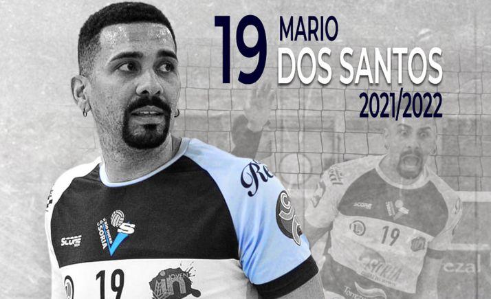 Foto 1 - Mario Dos Santos renueva por el Río Duero Soria