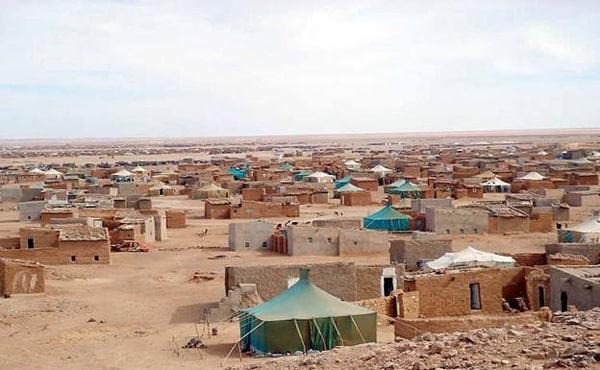 Campamentos de refugiados saharauis. /saharaoccidental.es