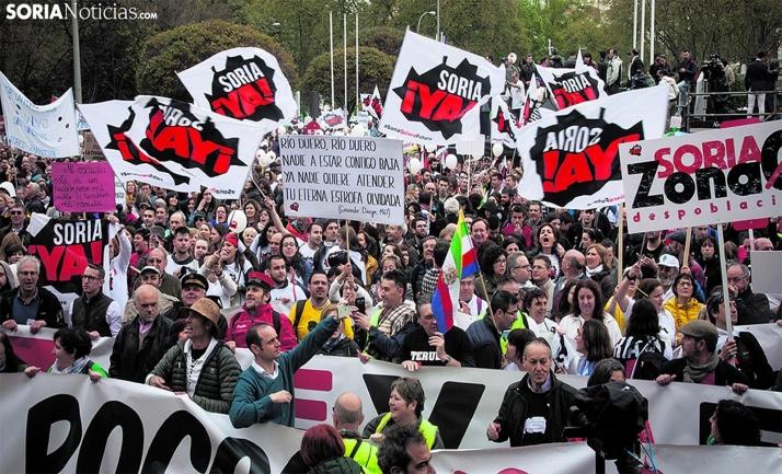 Foto 1 - La Soria Ya presenta este martes el documento 'Modelo de desarollo de la España Vaciada'