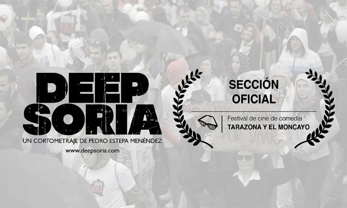 Foto 1 - El cortometraje 'Deep Soria', seleccionado en Sección Oficial del Festival de Cine de Comedia de Tarazona y el Moncayo