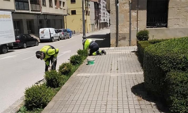 Los planes de empleo de la Diputación permiten la contración municipal de 253 parados