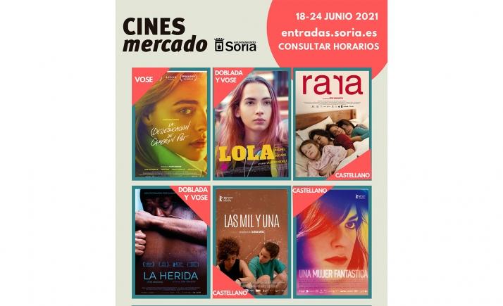 Foto 1 - Hoy comienza el ciclo de cine LGTBI en cines Mercado