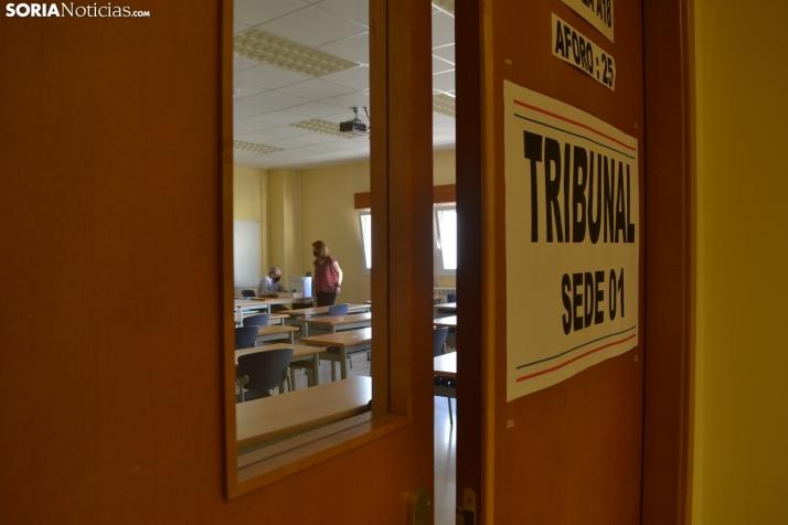 Una imagen de las pruebas celebradas en el Campus la pasada semana.