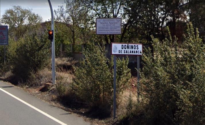 Foto 1 - Una mujer resulta herida por arma blanca y un hombre fallece ahorcado en Salamanca