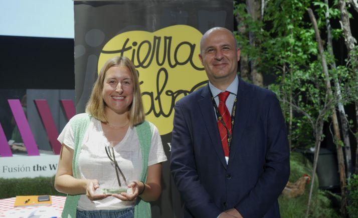 Premio Tierra de Sabor a la Bodega más Sostenible. /Jta.