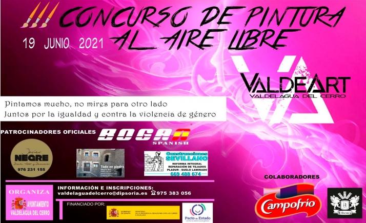 Foto 1 - Valdelagua celebra su tercera edición del premio de pintura el 19 de junio