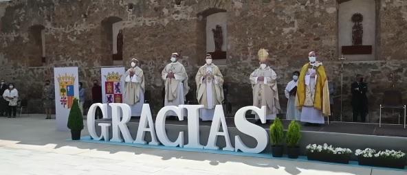 Foto 1 - Ágreda celebra la festividad de la Virgen de los Milagros