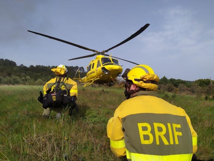 Operativos de emergencia en imágenes de archivo.