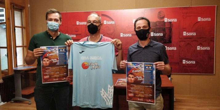 Foto 1 - Vuelve el Campus de Baloncesto en Soria con Nacho Azofra