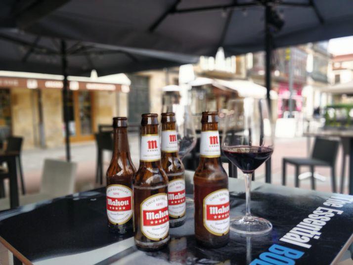 Foto 1 - Las terrazas en Soria capital pueden abrir hoy hasta las 2 de la mañana