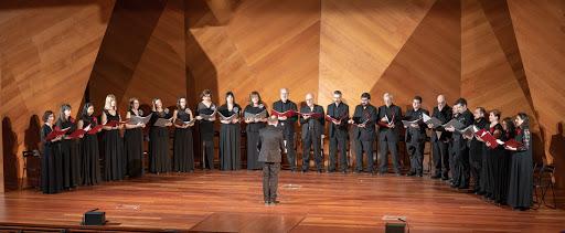 Foto 1 - Ensayo abierto del Coro de Cámara de Madrid en el Palacio Ducal de Medinaceli este domingo  a las 12:00