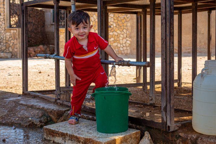Foto 1 - El agua en los países más vulnerables, protagonista de una exposición en el Mercado