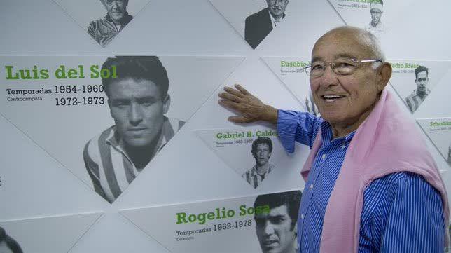 Muere Luis del Sol: Leyenda del Madrid y del Betis, ganador de la Eurocopa y natural de Soria