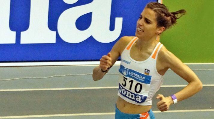 Marta Pérez continúa brillando en Huelva