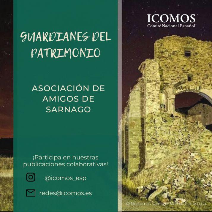 Foto 1 - ICOMOS pone en valor y apoya el trabajo de la Asociación de Amigos de Sarnago